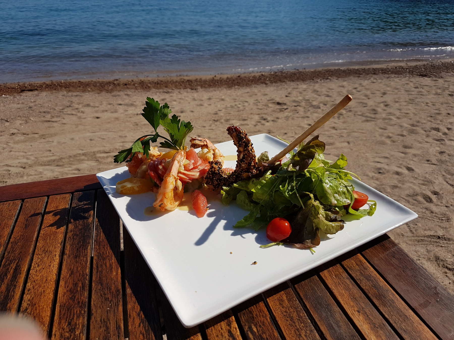 Restaurant Les Freres de la Baie Theoule sur Mer