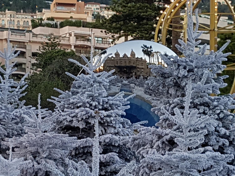 Kerstmis Monaco 2019