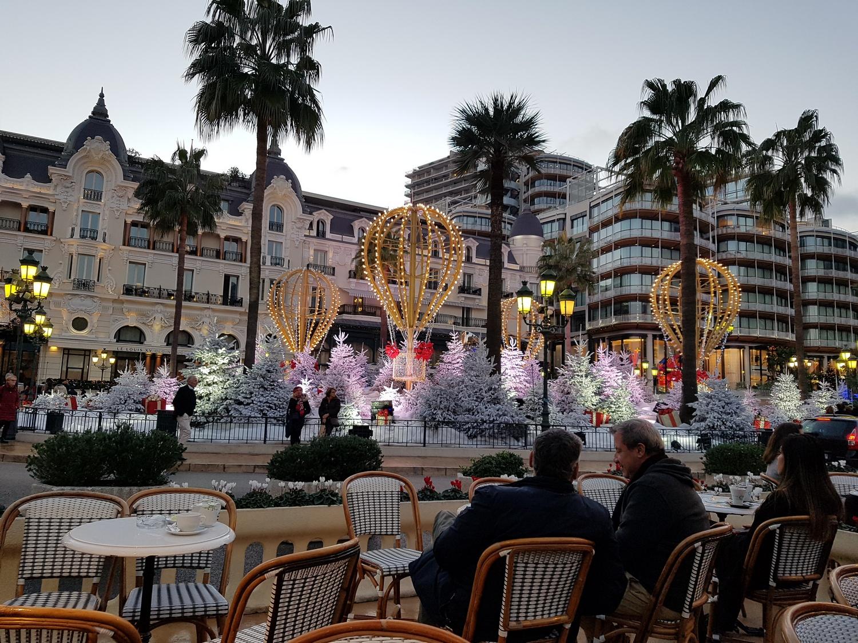 Kerst Monaco Monte Carlo 2019