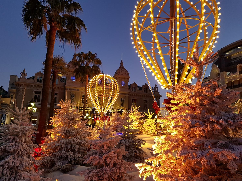 Monaco Kerst 2019