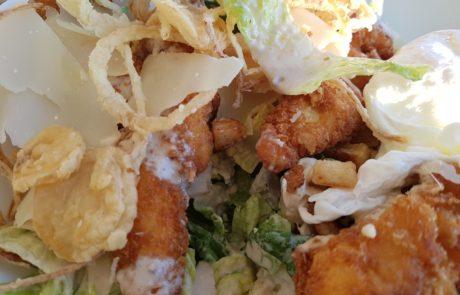 Restaurant L Alba Cannes Ceasar Salad
