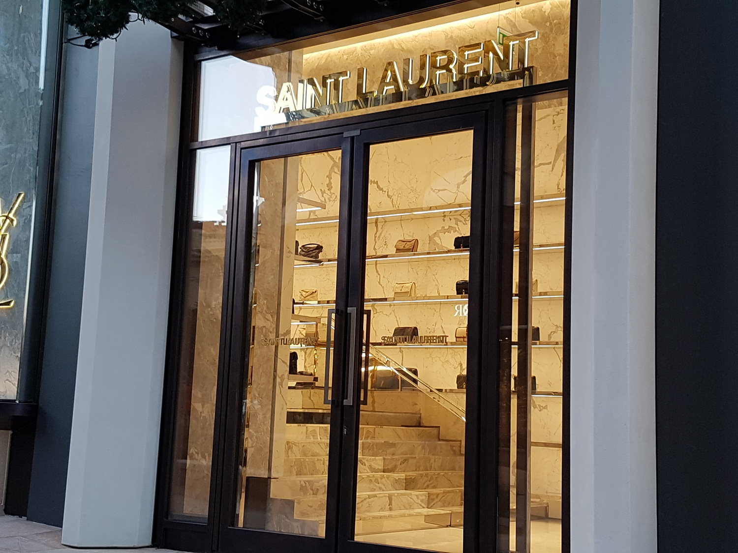 Saint Laurent Monaco