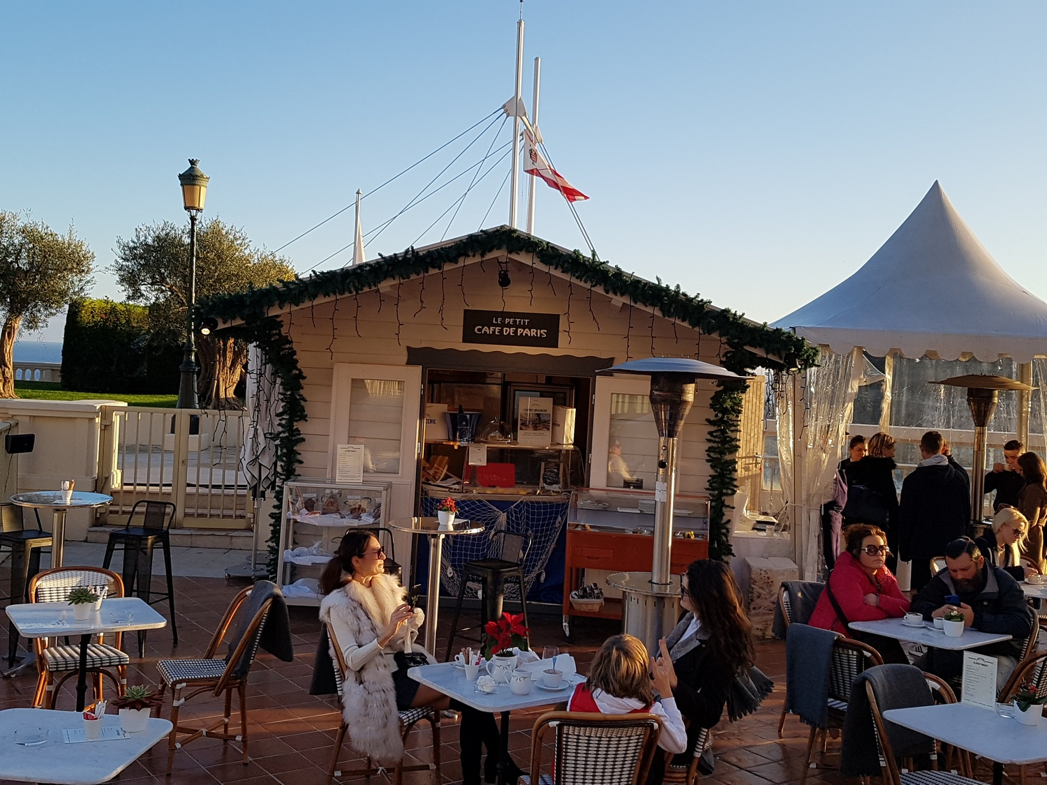 Saint-Jean-Cap-Ferrat winter 2019-2020