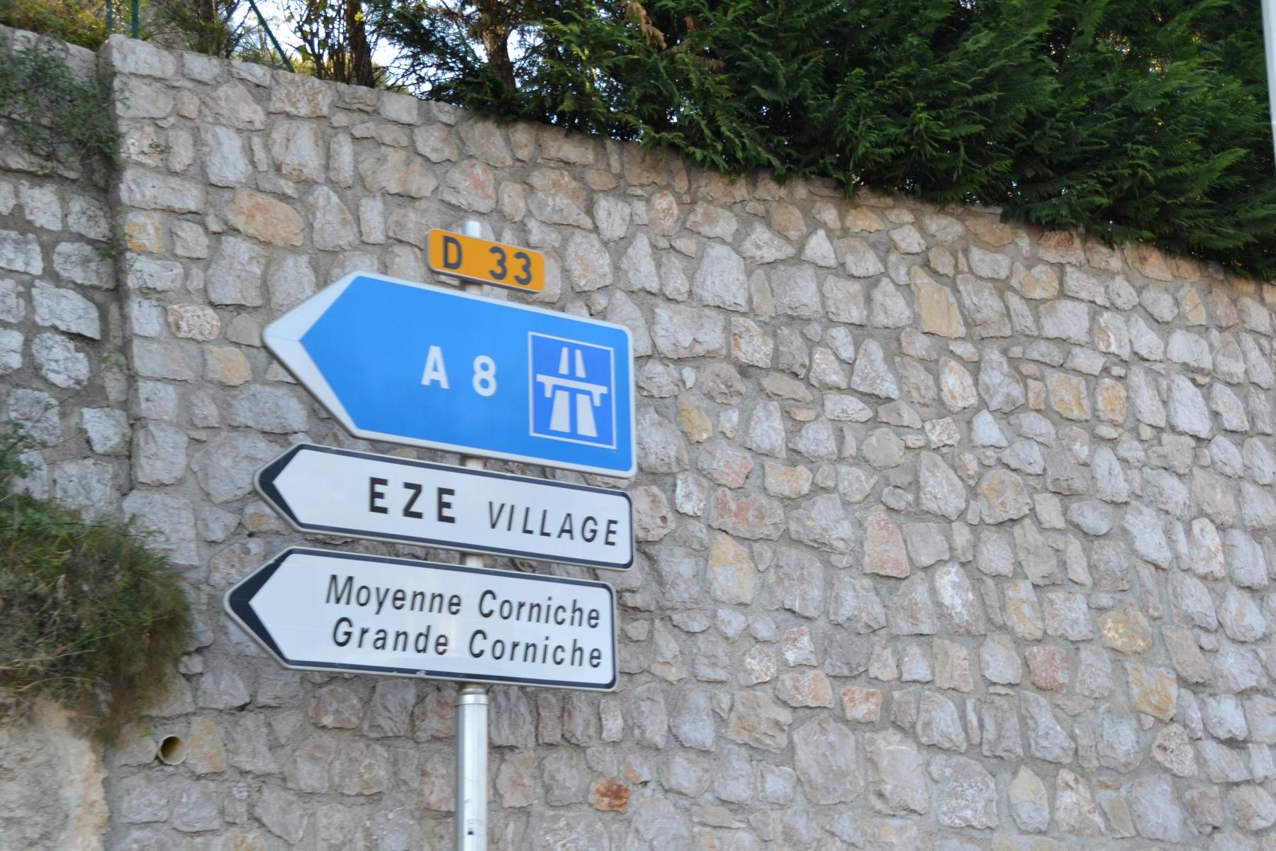 Eze Village Côte d'Azur