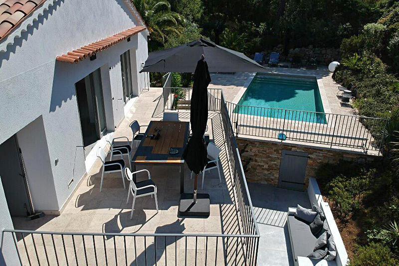 Luxe Vakantie Villa Zuid Frankrijk Met Zwembad - 8 personen