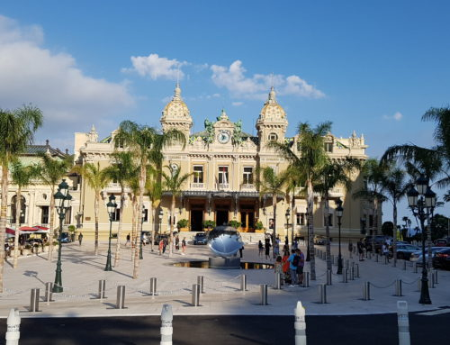 Monaco reopens square in front of Casino