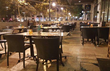 Restaurant Le Square Sud Antibes