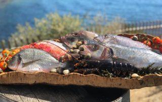 Seaside Restaurant Le Cabanon Cap d'Ail