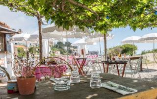 Restaurant Le Cabanon Cap d'Ail