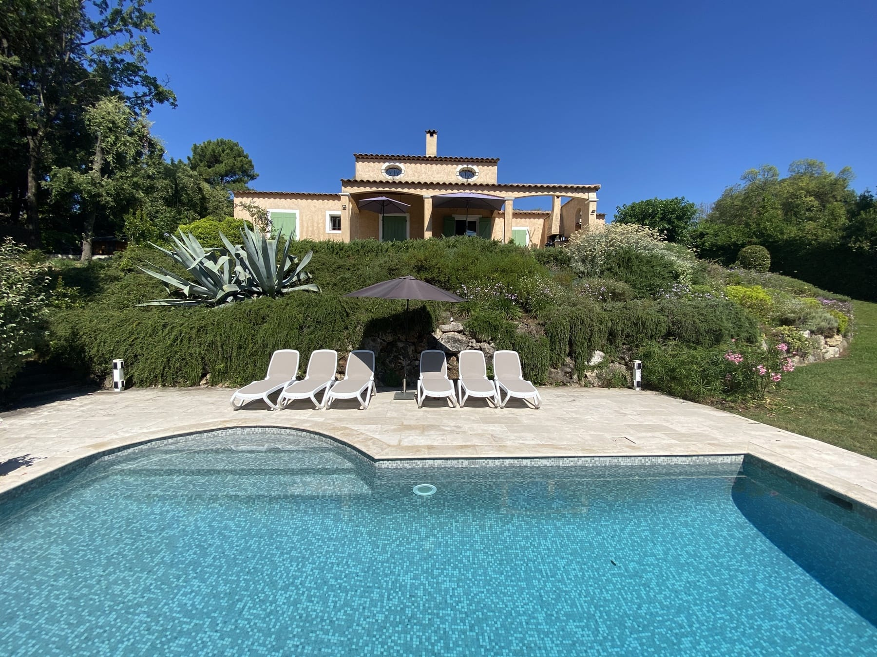 Villa South of France with private pool - Valbonne Alpes Maritimes