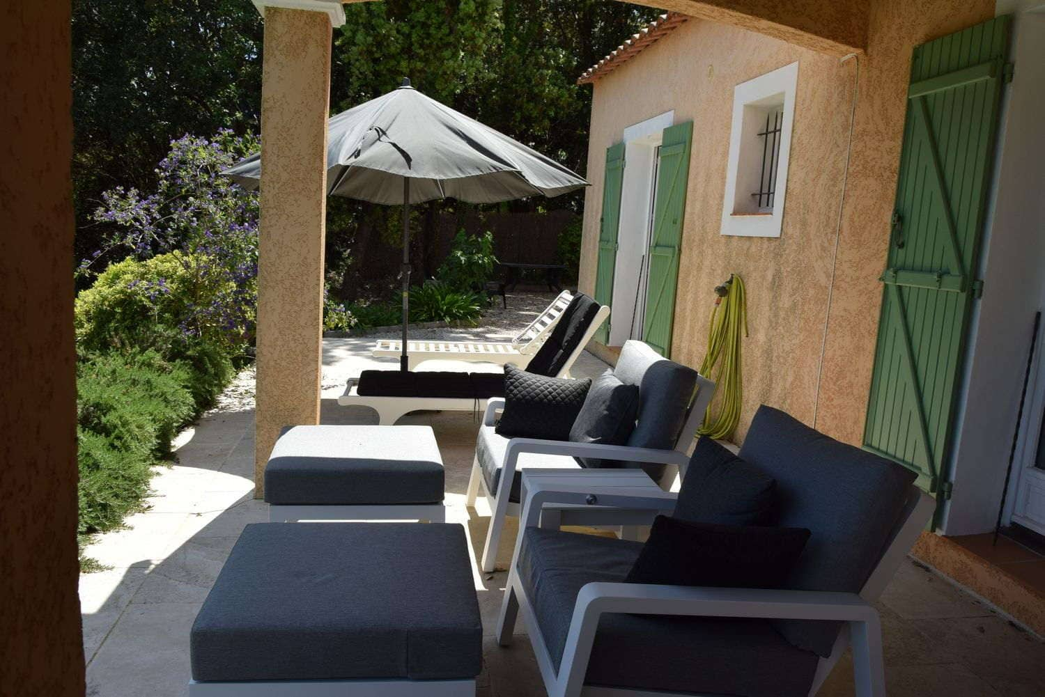 New Buitenhof Lounge Chairs Holiday Home Villa Valbonne