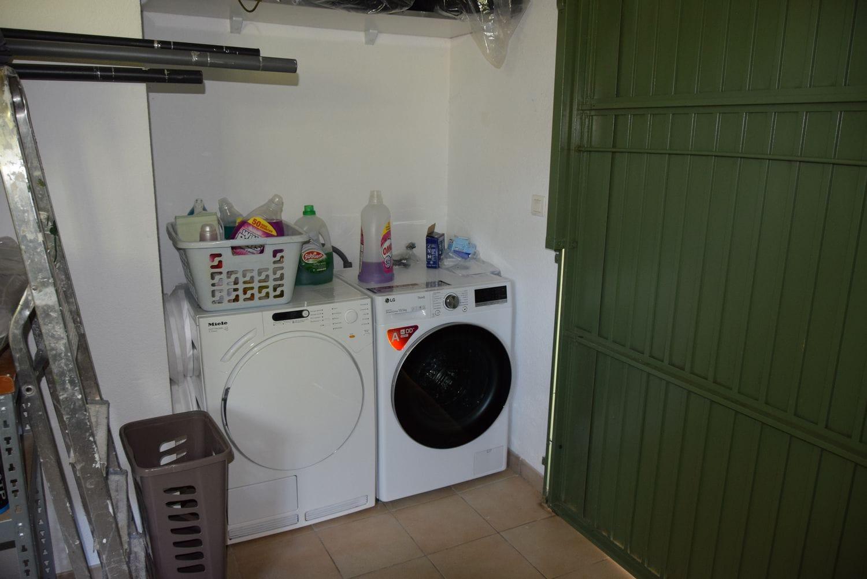 Wasmachine En Droger Villa Valbonne