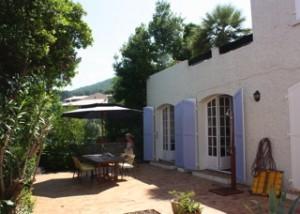 Vakantiehuis La-Madrague tussen Marseille en Toulon