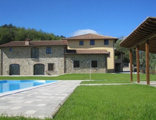 Luxury holiday villas in Tuscany with heated pool | Borgo La Casa