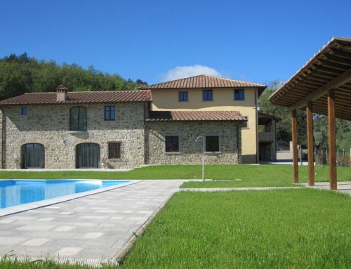 Luxe vakantievilla in Toscane met zwembad | Borgo La Casa