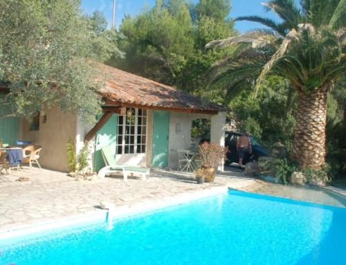 Villa Montchou Fayence (Seillans) in the Var – Provence Southern France